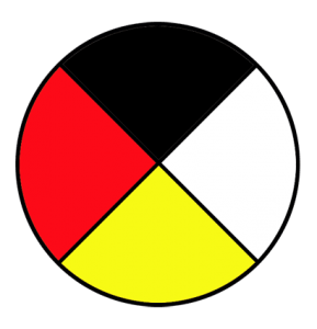 image of medicine wheel